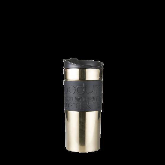 travel mug bodum gold