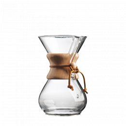 Kaffeemaschine Chemex [6 Tassen]