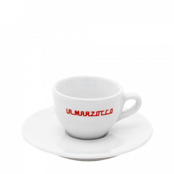 Tasses espresso blanche - La Marzocco
