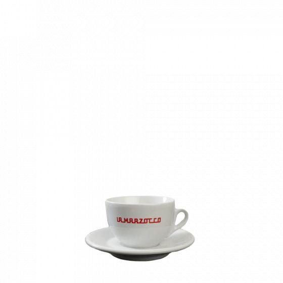 Tasses cappucino blanche - La Marzocco
