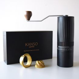 Manual Coffee Grinder Kanso Coffee Hiku