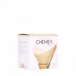 Box of 100 filters chemex natural 6 to 10 cups