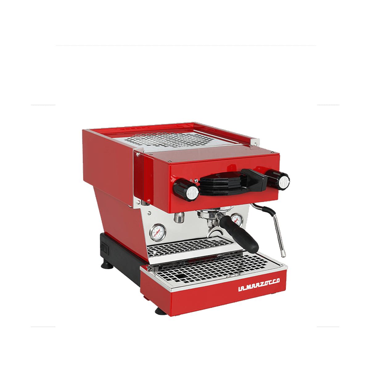 Espresso Machine - La Marzocco Linea Mini Red - CoffeeAvenue