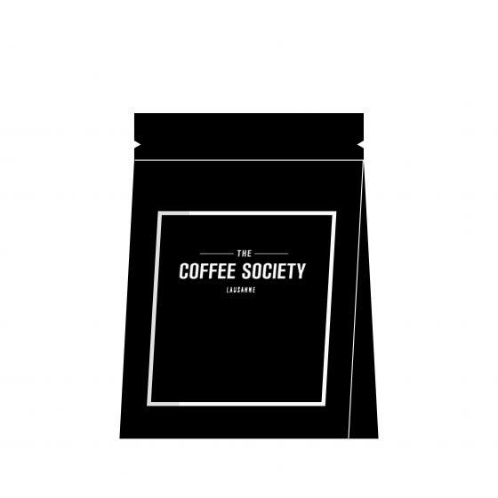 Whole coffee beans The Coffee Society DÉCA –  Brazil • Peru