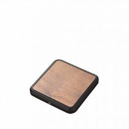 Barisieur Wireless charger - Joy Resolve - Dark wood