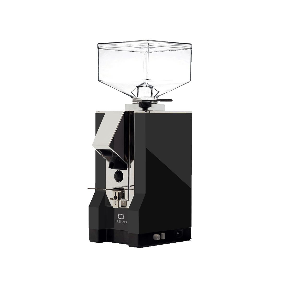 Coffee Grinder – Eureka Mignon Silenzio Mat Black & Chrome