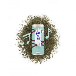 Green tea Oh My Tea! – Senchachacha - Loose leaf