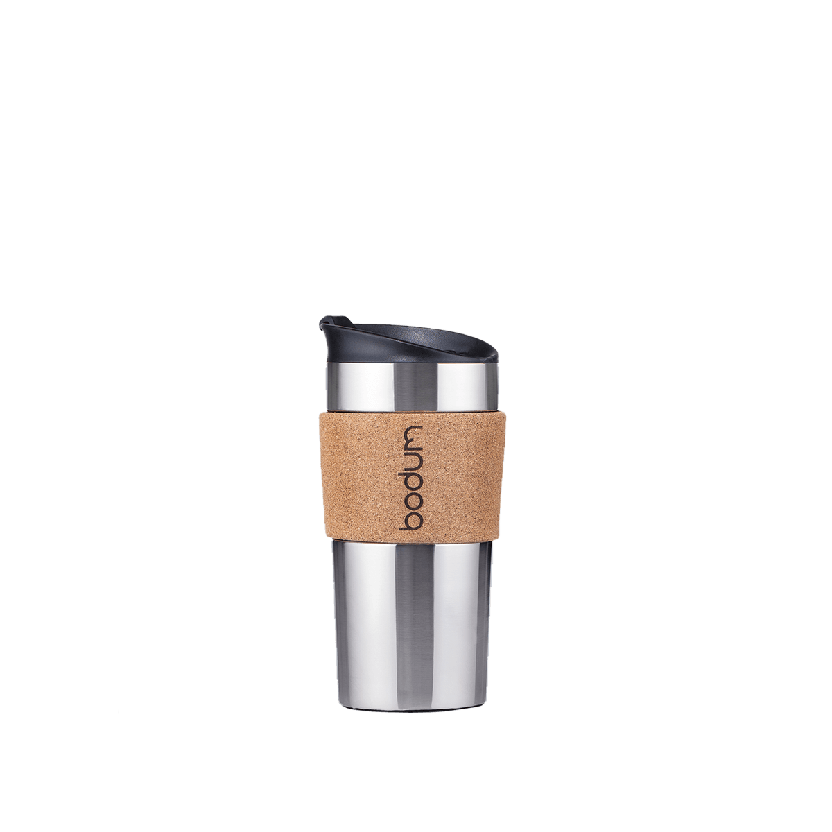 Mug de voyage isotherme double paroi: Bodum® Travel Mug – Liège