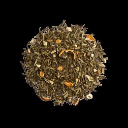 Grüner Tee Bio– Citron vert Menthe – Beutel