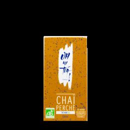 Thé noir bio Oh My Tea ! – Inde – Chaï Perché – Sachet