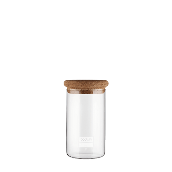 cork lid storage bodum