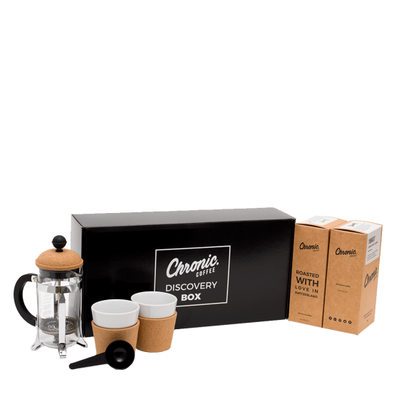 slow coffee box