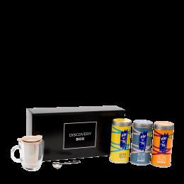 Coffret 3 infusions bien-être - Oh My Tea !