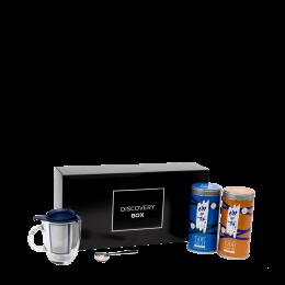 2 Black teas box set - Oh My Tea!