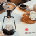 gina black smart slow coffee maker