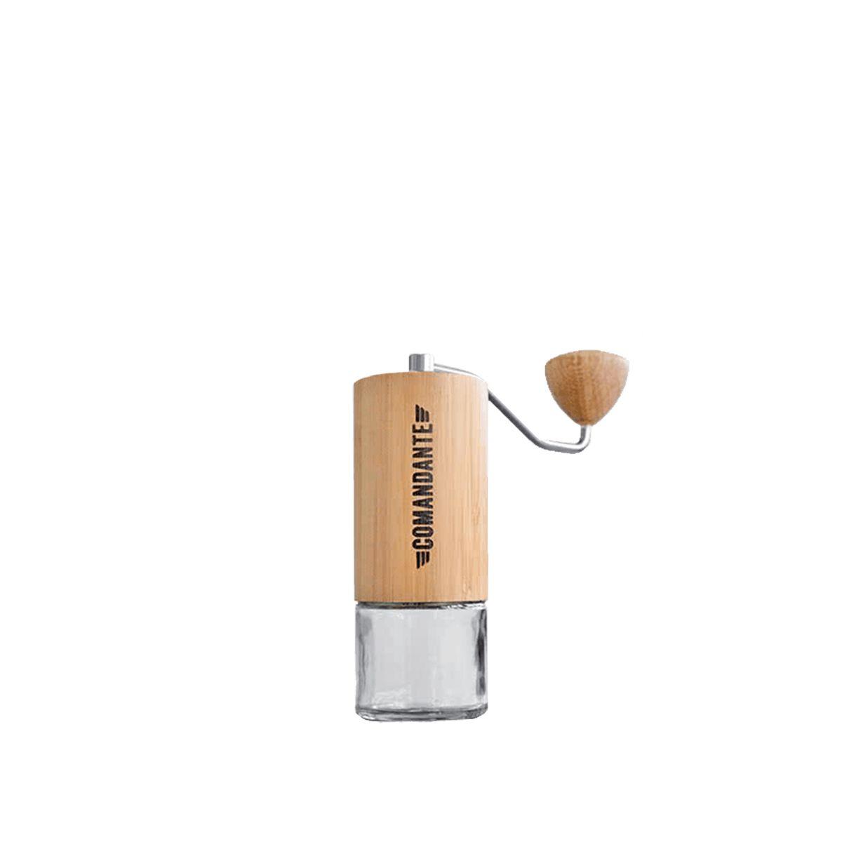 Coffee Grinder Comandante C40 [MK3] Nitro Blade - Bamboo