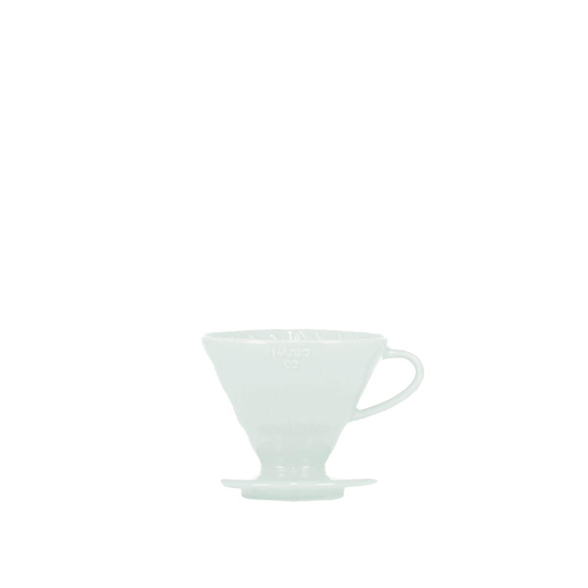 V60 Dripper Hario Porzellan [3/4 Tassen] - Hellblau